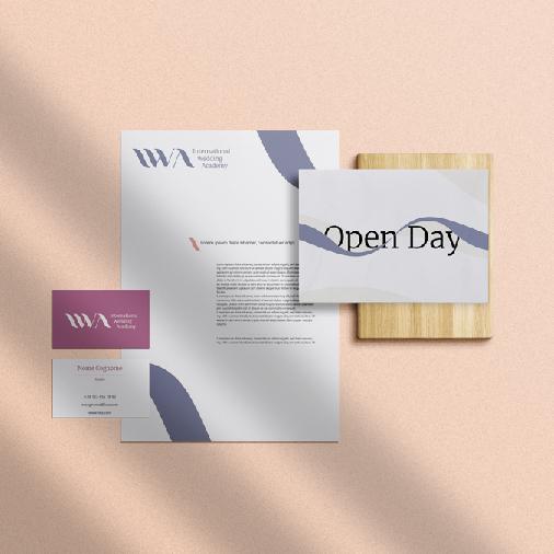 Ageniza International Wedding Academy in Whizzy Communication Design